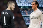 Real muốn dùng Bale để đối lấy De Gea