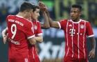 Loạt sút 11m cân não giữa Dortmund và Bayern Munich