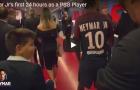Neymar trải qua 24h đầu tiên ở PSG như thế nào?
