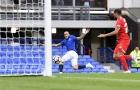 Tân binh lò La Masia ghi bàn, Everton vẫn hòa nhạt nhòa trước Sevilla