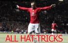 Tất cả cú hattrick của Wayne Rooney