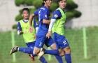 Điểm tin bóng đá Việt Nam sáng 07/08: Học trò méo mặt vì thời tiết, HLV Hữu Thăng vẫn vui mừng
