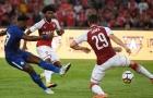 Granit Xhaka chơi tuyệt hay vs Chelsea