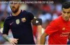 Lần gần nhất Coutinho đối đầu Barcelona