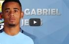 Gabriel Jesus chơi cực hay trong chuyến du đấu Hè 2017