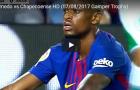 Nelson Semedo trấn giữ hàng thủ Barca trước Chapecoense