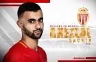 Rachid Ghezzal: Tân binh cực kỳ sáng giá của Monaco
