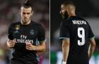 Bale và Benzema thay nhau chuyển hoá bàn thắng thành cơ hội