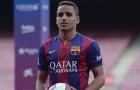 Douglas từng chơi rất hay trước khi lụi tàn tại Barca