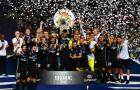 Highlights: Real Madrid 2-1 Manchester United (Siêu cúp châu Âu)