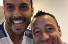 Pedro thông báo John Terry đã quay lại Chelsea