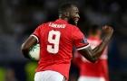 Real 2-1 M.U: Lukaku đã ghi bàn, nhưng chừng đó là không đủ