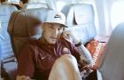 Tập xong, AS Roma lập tức lên máy bay sang Tây Ban Nha