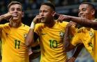 BXH FIFA tháng 8/2017: Brazil trở lại số 1, Việt Nam đứng thứ 3 Đông Nam Á