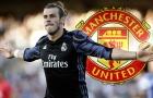 Chuyển nhượng Anh 10/08: M.U quyết 'cuỗm' Bale; Chelsea chốt mục tiêu cực chất