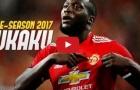 Màn trình diễn của Romelu Lukaku trong mùa Hè 2017