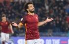 Mohamed Salah khi còn tung hoành tại Roma