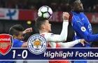 Arsenal đã vất vả như thế nào khi vượt qua Leicester hồi tháng 4?