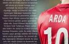 'Bắt chước' Messi, Arda Turan thu hồi quyết định giã từ ĐTQG