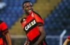 Bom tấn tuổi teen của Real ghi bàn chuyên nghiệp đầu tiên