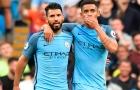 Đội hình dự kiến của Man City trong trận khai màn: Song sát Aguero - Jesus?