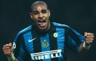Lực chân khủng khiếp của Adriano