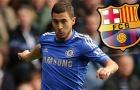 Lý do Barca nên nhắm Eden Hazard để thay thế Neymar