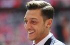 Mesut Ozil 'bật đèn xanh' cho hợp đồng mới với Arsenal