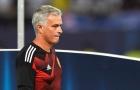Mourinho: M.U chỉ mới hoàn thành 75% công tác chuyển nhượng