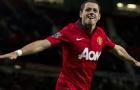 Nhìn lại tất cả các bàn thắng của Chicharito ghi trong màu áo Man Utd