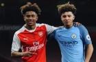 Sao Arsenal thả thính lộ liễu đồng nghiệp Man City