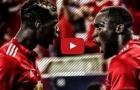 Sức mạnh của bộ đôi Paul Pogba - Romelu Lukaku
