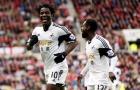 Swansea gõ cửa Man City mua Bony