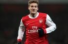 Tất cả bàn thắng của Nicklas Bendtner cho Arsenal