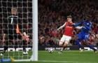 Arsenal 4-3 Leicester: Dấu ấn tiền đạo