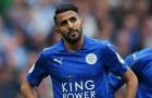 AS Roma quyết không tăng giá, Mahrez ở lại Leicester