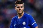 'Buồn' Costa, Willian đặt trọn niềm tin vào Morata