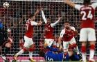 Chấm điểm Arsenal: 'Đầu vàng' Giroud cứu vớt hàng thủ thảm họa