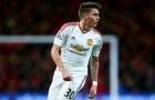 CHÍNH THỨC: Man Utd lại chia tay hậu vệ