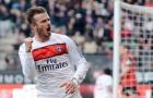 David Beckham khi còn khoác áo PSG