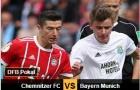 Highlights: Chemnitzer 0-5 Bayern Munich (DFB-Pokal)
