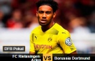 Highlights: Rielasingen 0-4 Dortmund (DFB-Pokal)