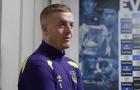 Jordan Pickford hồi hộp chờ trận đấu chính thức cho Everton