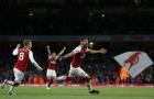 Lacazette nổ súng, Arsenal hạ Leicester City đầy kịch tính
