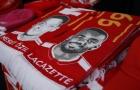 Lacazette trở thành 'niềm hy vọng vàng' của CĐV Arsenal