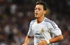 Mesut Ozil khi còn tung hoành tại Real Madrid