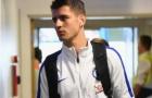 Morata nặng nề lê bước tới Stamford Bridge