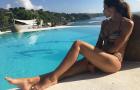 Ngắm thân hình siêu mượt của cô phóng viên bạn gái Marc Bartra