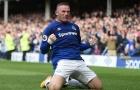 Rooney sắm vai người hùng, Everton giành trọn 3 điểm trước Stoke City