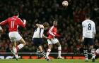 Siêu phẩm của David Bentley vào lưới Arsenal